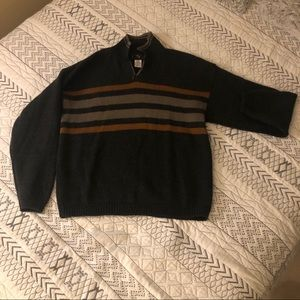 American Portrait men's vintage sweater